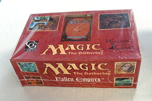 Magic the Gathering MTG FALLEN EMPIRES 60ct Factory Sealed Booster Box ^G#fbhre-h4 8rdsf-tg1382968
