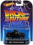 Hot Wheels 2014 Retro Series Back to the Future 1987 Toyota Pickup Die-Cast Vehicle
