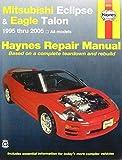 Haynes Mitsubishi Eclipse and Eagle Talon (95-01) Manual