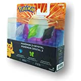 Pokemon Z-Crystal 3 Pack - Styles Vary (Assorted Colors)