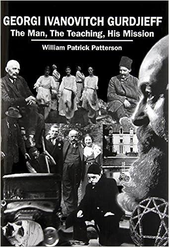 Book Georgi Ivanovitch Gurdjieff: The Man, the Teaching, His Mission