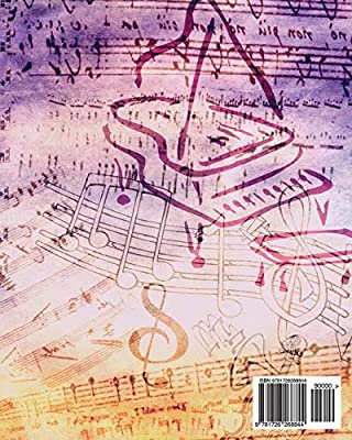 2019 Weekly & Monthly Classic Music: 12 Month Planner Diary ...
