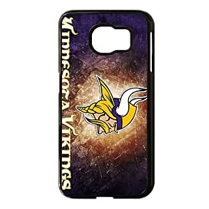 SVF Minnesota Vikings logo Phone case for Samsung galaxy s 6