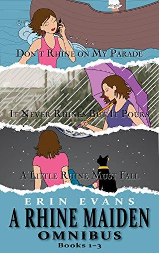 book cover of A Rhine Maiden Omnibus