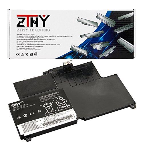 ZTHY S230U Battery for Lenovo Thinkpad Edge S230u Twist Series Laptop 45N1169 45N1168 45N1092 45N1093 45N1094 45N1095 4icp5/42/61-2 14.8v/43wh / 2.87ah