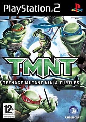 Tmntenage Mutant Ninja Turtles Ps2 Ver. Reino Unido: Amazon ...