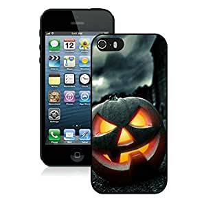 Popular Design Iphone 5S Protective Cover Case Halloween Horror Nights iPhone 5 5S TPU Case 1 Black by Maris's Diary