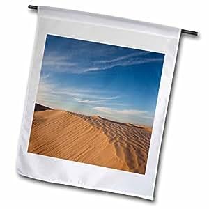 Danita Delimont - Sahara Desert - Tunisia, Sahara Desert, Douz, Great Dune, dusk-AF47 WBI0562 - Walter Bibikow - 18 x 27 inch Garden Flag (fl_74781_2)
