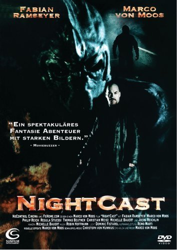 Nightcast ( Night cast ) [ NON-USA FORMAT, PAL, Reg.0 Import - Germany ] by Michelle Bauert