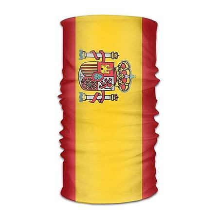 Chion Bufanda de Pelo Banda Sombreros Bandera española Gorras de ...