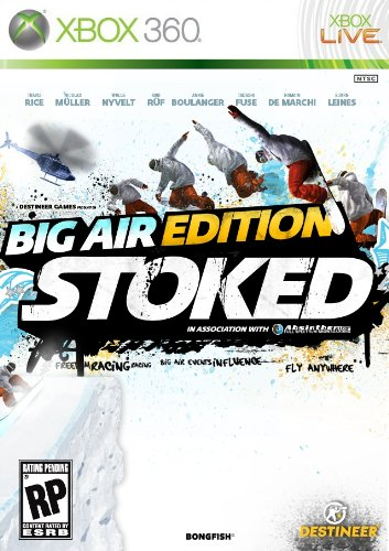 buy stoked big air edition xbox 360 online at low prices in rh amazon in