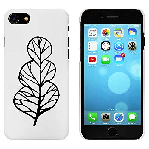 Blanc 'Fiche Détaillée' étui / housse pour iPhone 7 (MC00076614)