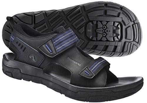 Zapatillas Shimano SH-SD66L, negro, 37/38