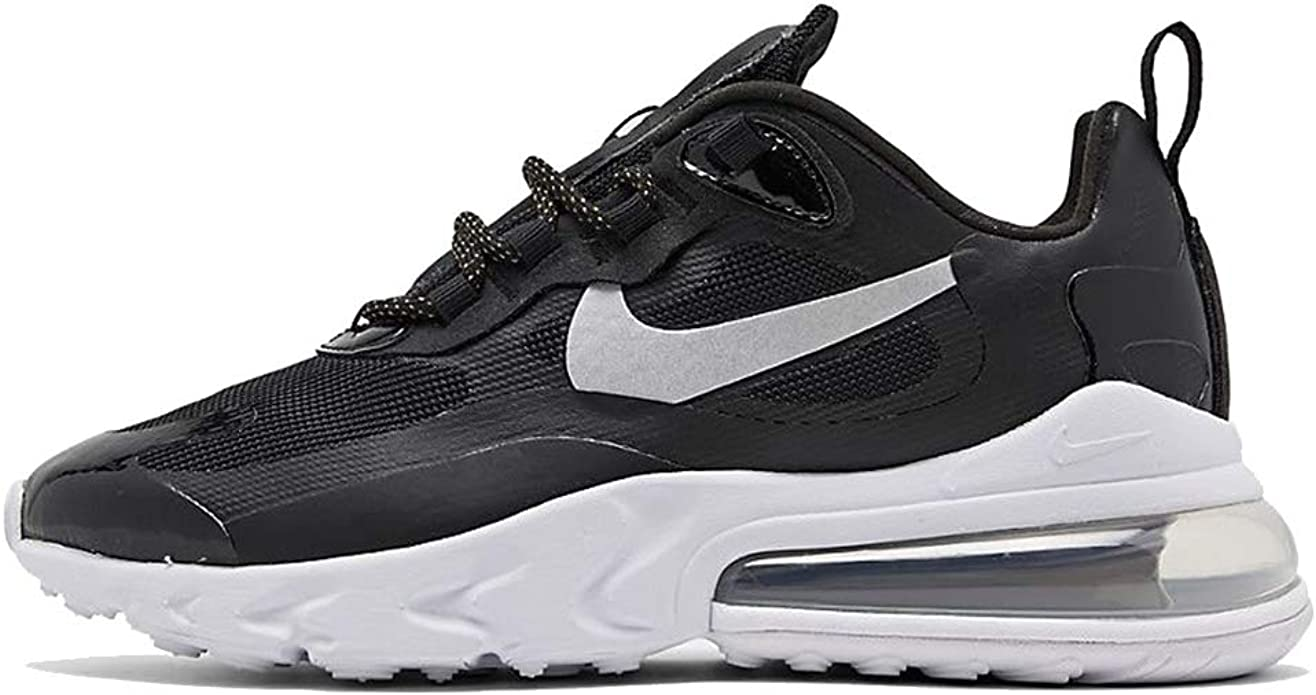 Amazon Com Nike Women S Air Max 270 React Casual Shoes 5 5