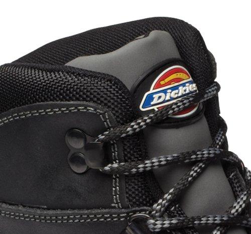Dickies , Chaussures de sécurité pour homme Noir noir 44