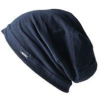CHARM - SOTU サマーニット帽 [ フリーサイズ / 全6色展開 ] ビッグワッチ ニットキャップ 大きいサイズ 薄手 帽子