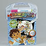 Color Blast! Go Diego Go! Magic Picture Book