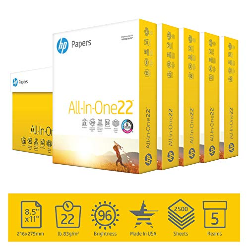 HP Printer Paper All-In-One