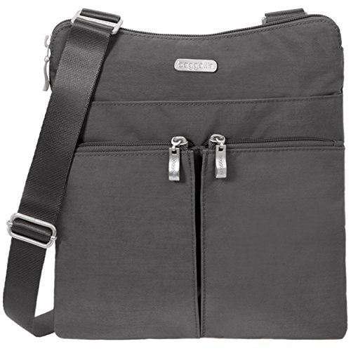 Jual Baggallini Horizon Lightweight Crossbody Bag – Multi-Pocketed ... 93a32dc535567