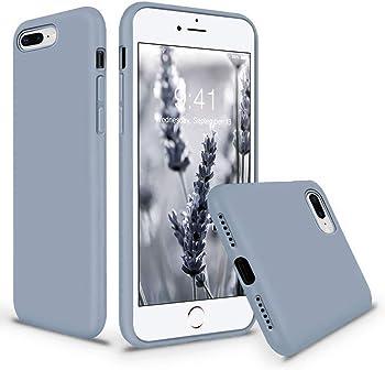 Soft Silicone Gel Rubber Bumper Case Cover of iPhone 7 Plus & 8 Plus