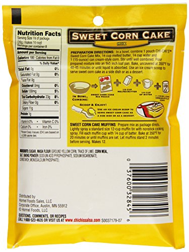 Corn Cake Mix