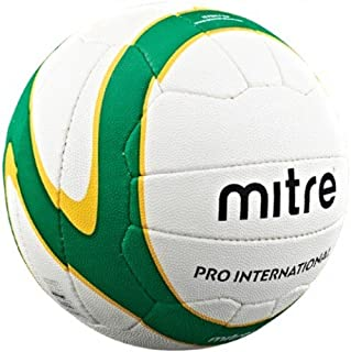 MITRE Pro International-Ballon de Netball-Taille 5