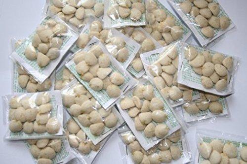 Nuez De La India -Authentic Indian Nut 50 Packs (600 Nuts Total)
