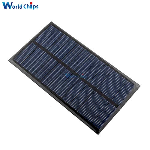 Mini 6v 1w Solar Panel Bank Solar Power Board Module Portable Diy Power For Light Battery Cell Phone Toy Chargers Electronic Components & Supplies