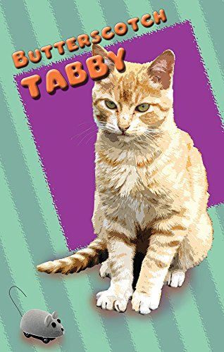 - Seek Publishing Butterscotch Tabby - Pet Kardlet (PKBTTR)