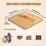 External CD DVD Drive, VersionTECH. USB 3.0