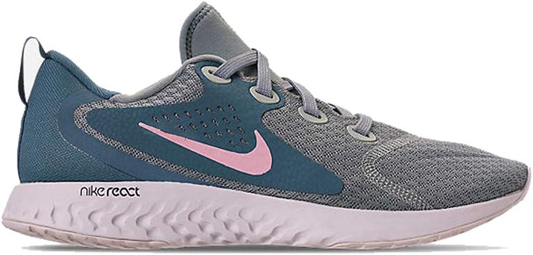 Nike Damen WMNS Legend React Laufschuhe, blau