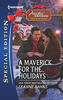 A Maverick for the Holidays 0373657048 Book Cover