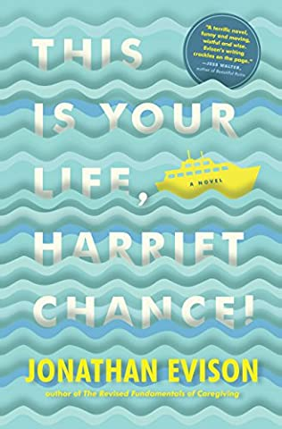 book cover of This Is Your Life, Harriet Chance!
