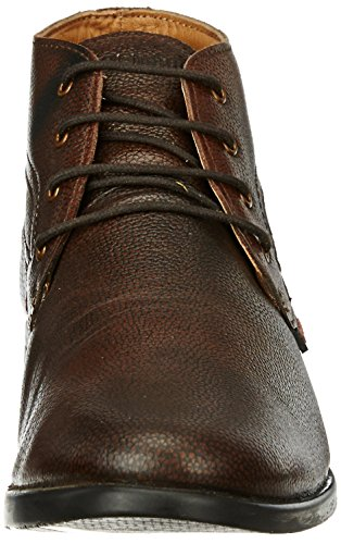 Buy Red Chief Brown Leather Formal Boot