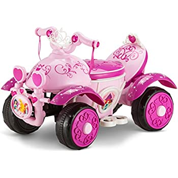 Disney Princess Electric Ride on, Pink