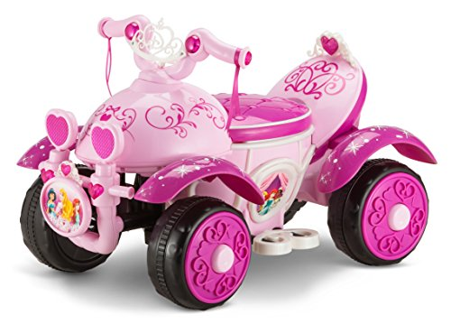 Disney Princess Electric Ride on, - Princess Ride Disney