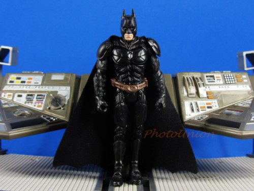 A269 Cake Topper DC Comics Dark Knight Batman Toy Model Decor (Original from TheBestMoment @ Amazon)