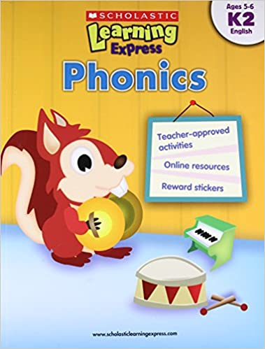Amazon scholastic learning express phonics 9789810713546 amazon scholastic learning express phonics 9789810713546 inc scholastic books fandeluxe Image collections