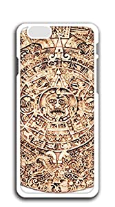 Back Cover Case Personalized Customized Diy Gifts In A iphone 6plus case - Mayan civilization golden figure