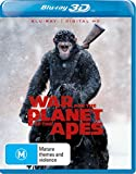 War for the Planet of the Apes 3D Blu-ray | Andy Serkis | Region B