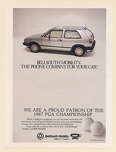 1987-vw-filled-with-golf-balls-bellsouth-mobility-phone-company-for-your-car-print-ad-65970