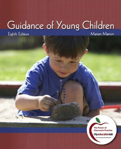 Guidance of Young Children by Marion,Marian C.. [2010,8th Edition.] Paperback