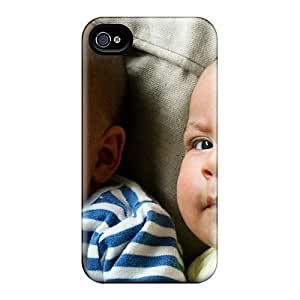 Awesome Design Funny Babies Photos Hard Case Cover For iphone 6 plus 5.5