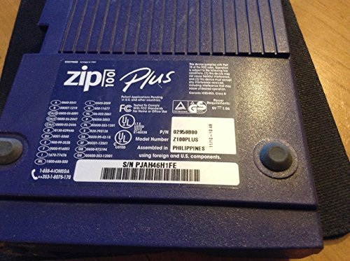 03068B01:IOMEGA ZIP 100 PLUS ZIP DRIVE by Iomega