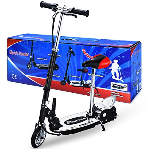 Buy electric scooter with seat