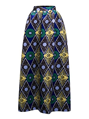 Choies Women African Flared Length