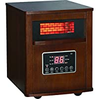 Dura Heat DH2000C Infrared Quartz Heater, 5120 BTU