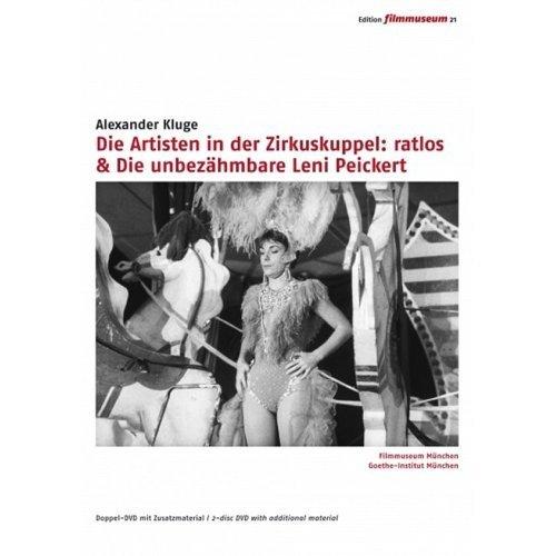 Artists Under The Big Top: Perplexed / The Undomitable Leni Peikert - 2-Dvd Set ( Die Artisten In Der Zirkuskuppel: Ratlos / Die Unbezahmbare Leni Peick [ Non-Usa Format, Pal, Reg.0 Import - Germany ]