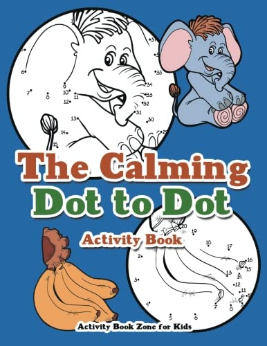 Read Online The Calming Dot to Dot Activity Book pdf epub
