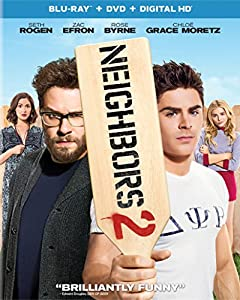 Cover Image for 'Neighbors 2: Sorority Rising'
